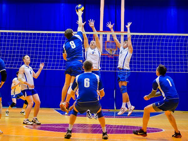 Классический волейбол
