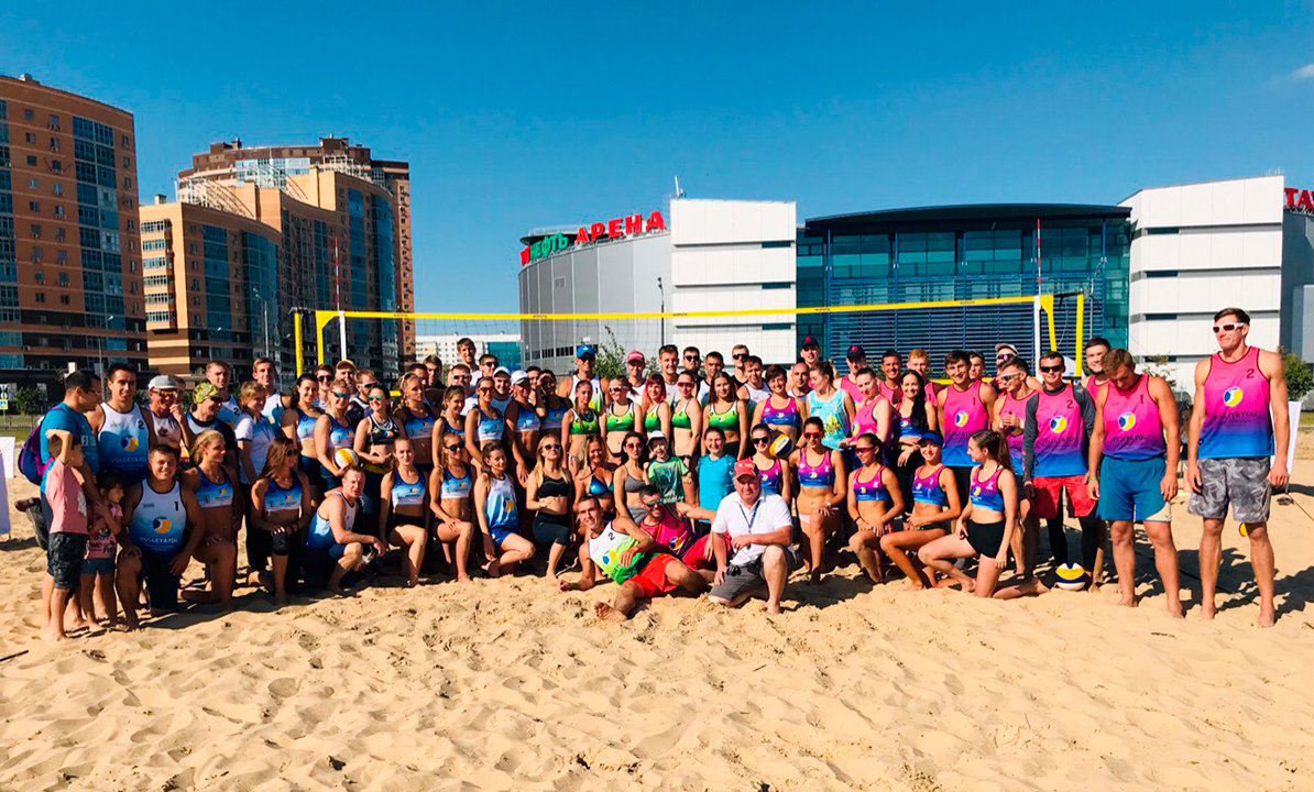 Волейбольная школа в Казани